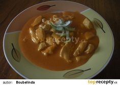 Thai Red Curry, Ethnic Recipes, Food, Fitness, Red Peppers, Meal, Essen, Hoods, Keep Fit