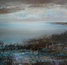 Dodman Colours  AmAnda Hoskin  Mid Cornwall Galleries