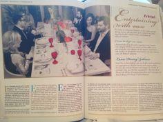 Artículo de dos páginas en las revista abcMallorca. (abril 14)