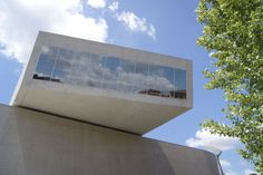 My photo of the MAXXI museum in Rome by Zaha Hadid