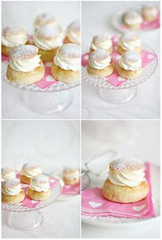 Call me cupcake!: Semlor!