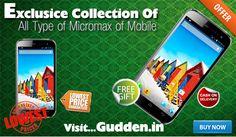 Buy Micromax Mobile  http://gudden.in/Mobile/micromax-41309646
