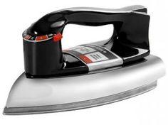 Ferro à Seco Automático - Black&Decker VFA-1110 Preto - Apenas R$ 54,90 ou em 2 x R$ 27,45 sem juros no cartão de crédito. MAGAZINE DUFROM - http://www.magazinevoce.com.br/magazinedufrom | Magazine Dufrom - Mania de vender barato todos os dias.