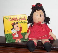 "Georgene 15"" Little Lulu"