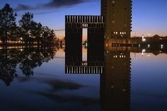 OKC Memorial~~this is very personal for US native Oklahomans!!~~