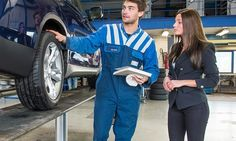 Friendly dealer service department keeps car buyers coming back