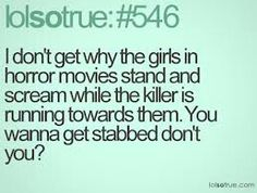 its becuz most females cant even save their own lives!