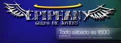 Banner Grupo de Jovens Epiphany www.facebook.com/grupodejovens