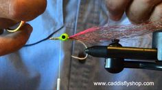 Open Water Chinook Clauser Minnow