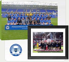 Peterborough United Photographs, Framed Prints and Photo Gifts.