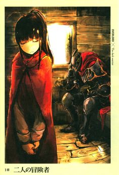 overlord - manga art