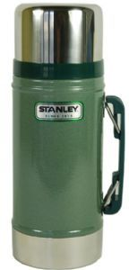 Stanley 0.71lts Classic Vacuum Food Flask Green Wide Neck