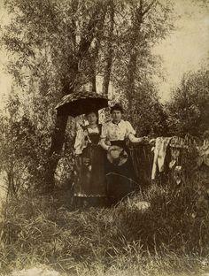 Sunny day. 1896