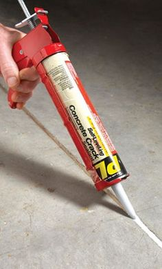 Fill the Cracks in your Sidewalk with Concrete Gap Filler & Never Get Weeds Again!! This is what parks and public places use.