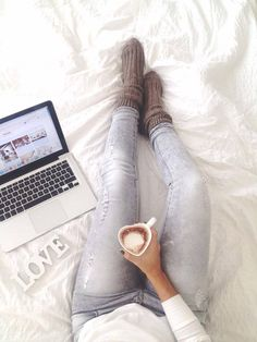 coffe and blog time