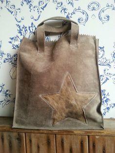 Paperbag met ster