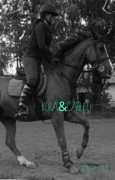 Přečti si Kora&Caruso (Wild horse 2) #wattpad #nhodn