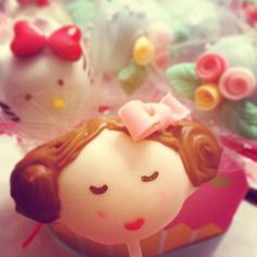 Glamour Girl Cake Pops on Etsy, $42.00