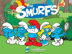 the Smurfs. I remember so much Smurf stuff. The figurines were so incredibly popular. WM