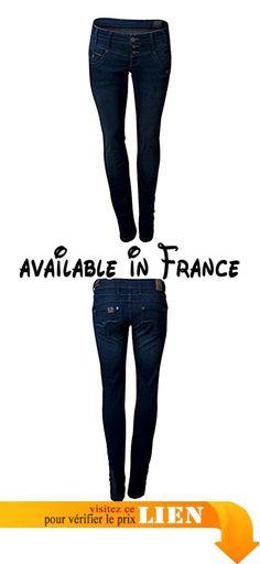 B01N6IVAUZ : Lost in Paradise - Jeans - Femme 6300-316-571 - - W31.