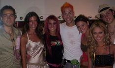 Fotos Pessoais do RBD - 001 -  RBD Fotos Rebelde | Maite Perroni, Alfonso Herrera, Christian Chávez, Anahí, Christopher Uckermann e Dulce Maria
