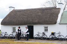 Thatched Cottage Bellarena Ni By Lovely Bicycle Via Flickr Thatched Cottage Cottage Valley Of Love Ireland