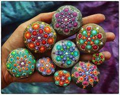 Kőmandalák