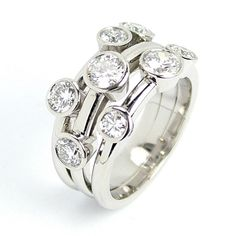 Boodles Raindance Ring
