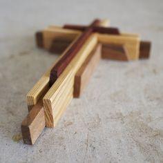The cross represents...