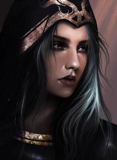 Ashe by Haeaswen on DeviantArt