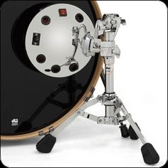 The Moon Mic™ features a patented, curved housing and specially-selected diaphragm that delivers warm, accurate bass response. The revolutionary design captures the hard to retrieve resonant frequencies of any bass drum to create a complete tonal spectrum. It's not just another bass drum microphone, it's a Moon Mic™. #drummergiftideas #drummergifts