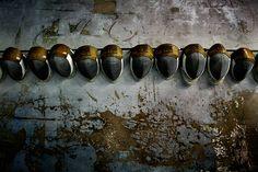 Masks by Iguana Jo, via Flickr