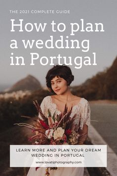 Looking for the perfect vendors for your wedding in Portugal? This guide will help you to decide when to get married in Portugal, where to get married in Portugal, find wedding vendors in Portugal and many other tips from us! When To Get Married, Got Married, Getting Married, Wedding Vendors, Wedding Cakes, Weddings, Destination Wedding, Wedding Planning, Dreaming Of You