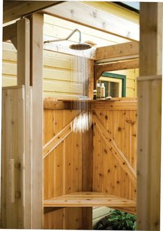 Firstly I should say – this isn't just any old outdoor shower, this is possibly the most awesome outdoor shower you could build, and what's even more awesome is that below are the FREE plans which show you exactly how to build it. Unfortunately in this case awesomeness costs money… The cost of materials for …