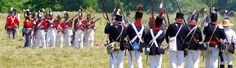 Canada's Bloodiest Battlefield Step back into a time of red coats, black powder and gray fortress walls. Over 200 years of living history resi… Niagara Falls Attractions, Fort Erie, Old Fort, Forts, Summer Ideas, Historical Sites, Tourism, Crystal, Beach