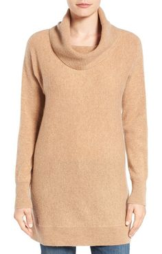 Navy Oversized V-neck Sweater | { clothing } | Pinterest ...