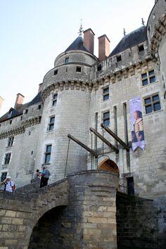 Rutas Mar & Mon: Viaje en coche por Francia, Castillos de Loira, Bretaña y Normandía (6ª Parte)  Château de Langeais  #Langeais#Château #ChâteaudeLangeais #bretagne #normandia #france #loira