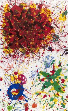 Sam Francis | Untitled (1987), Available for Sale | Artsy