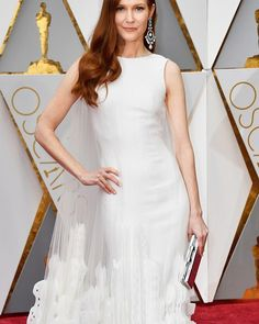 """""""YOU Magazine Official"""" Academy Awards Best Dressed! Darby Stanchfield in Georges Chakra and Rubeus Milano clutch.on the red Capet at the 2017 Oscars. #dianneo #youmagazineofficialbestpicks #redcarpet #darbystanchfield #oscars #hollywood #georgeschakraandrubeusmilamo #academyawards"""