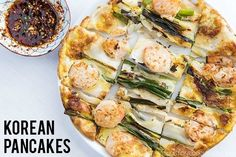 Korean Pancake | Seafood Recipe | Just One Cookbook Zucchini, Purpose, Recipe, Vegetables, Healthy, Korean Pancake, Chen, Cake Flour, Japanese Food