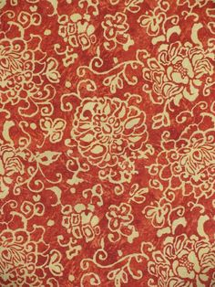 Deverin Salsa - www.BeautifulFabric.com - upholstery/drapery fabric - decorator/designer fabric
