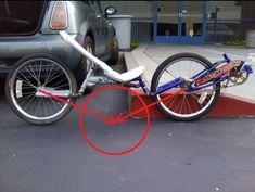 Folding Recumbent Bicycle, Bmx Bicycle, Bicycle Wheel, Cool Bicycles, Vintage Bicycles, Bicycle Wallpaper, Diy Chandelier, Wheel Chandelier, Trike Motorcycle