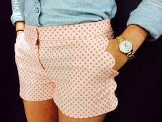 preppyasalways:  omg even the pockets are scalloped, love!