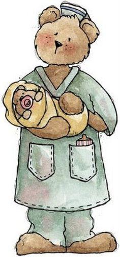 nurse clip art free | nurse_on_phone_1 clipart - nurse_on_phone_1 ...