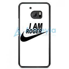 Roger Federer Rf I Am Roger HTC One M10 Case | armeyla.com