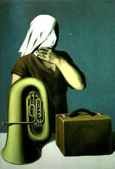 the central story, magritte René Magritte 1898 - 1967  More @ FOSTERGINGER At Pinterest
