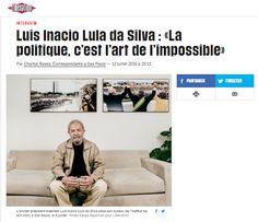 Folha Política: Lula admite a jornal francês que não sabe se vai ser preso e culpa Dilma pela crise
