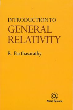 Introduction to general relativity / R. Parthasarthy