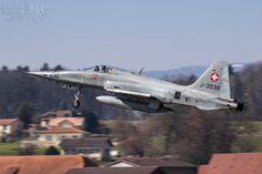 Swiss Air Force Northrop F-5E Tiger II 'J-3030'
