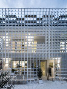 Aether Architects : The ARTINN building - ArchiDesignClub by MUUUZ - Architecture & Design